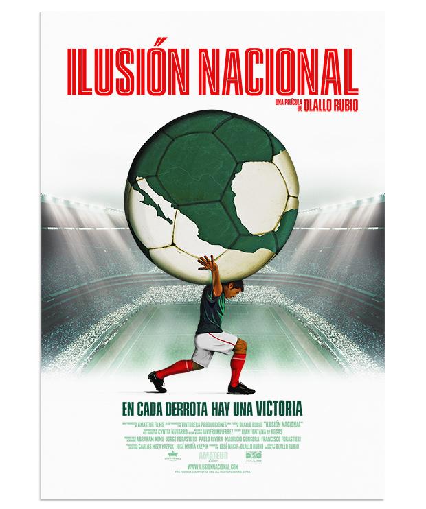 Ilusión Nacional Poster