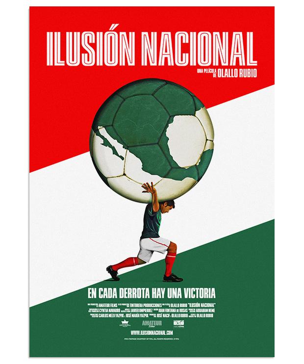 Ilusión nacional | 2014 | DVDrip | Mega | Uptobox